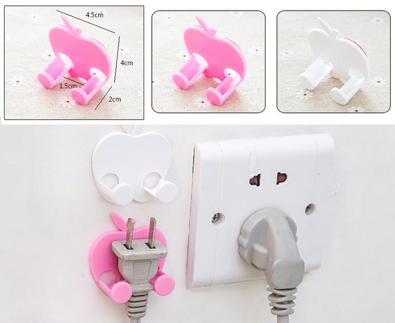 TripleClicks.com: Wall Shelf Power Plug Socket Bathroom ...